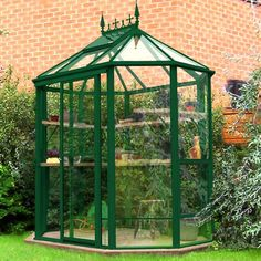 Hexagonal greenhouse plans google search greenhouse for Octagonal greenhouse plans