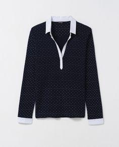 BURTON - Tee-shirts & Polos - Polo manches longues à motifs - CALICE POLO