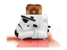 Star Wars Stormtrooper Toaster - Ships to USA Only - Star Wars Other Kitchenware