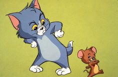 Tom and Jerry Kids Wallpapers - BackgroundHDWallpapers Cute Cartoon Drawings, Cute Disney Drawings, Cartoon Sketches, Cartoon Pics, Tom And Jerry Kids, Tom And Jerry Pictures, Tom And Jerry Cartoon, Cute Disney Wallpaper, Kids Wallpaper