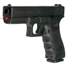 .40 cal. Glock .22 with internal laser sight - All I want for Christmas ;)