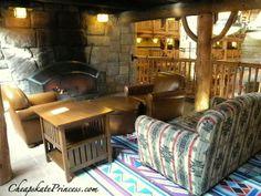 16 Free Indoor Activities at Disney's Wilderness Lodge…Gotta Love Free!