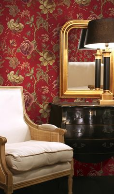 Hamilton Collection by Kenneth James www.brewsterwallcovering.com