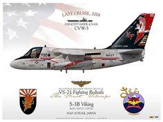 S-3B-VS-21-3040    SEA CONTROL SQUADRON TWENTY ONE (VS-21)  VS-21 Fighting Redtails    S-3B VIKING  BuNo.160123 / NF700    NAF ATSUGI, JAPAN    USS KITTY HAWK (CV-63)   CVW-5
