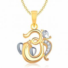 VKJewels Pitambara Pendant  ... Special Price:  Rs 429/- (After 50% OFF) ... #pendant #ompendant #discountoffers