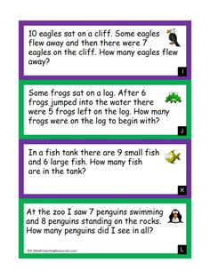 FREE Common Core aligned math resources for 1st Grade