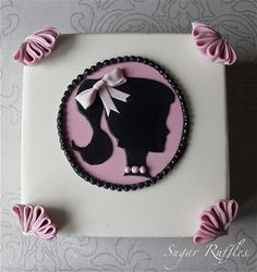 Barbie Girl Cake