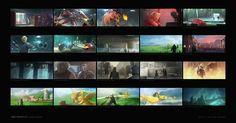 Final Fantasy VII Part 3, Lap Pun Cheung on ArtStation at https://www.artstation.com/artwork/final-fantasy-vii-part-3