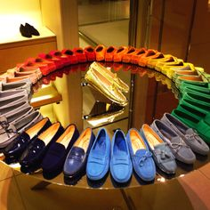Tods rainbow  #Tods repin by Elsa-boutique.it