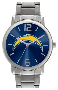 Women's Game Time Watches 'NFL All Around - San Diego Chargers' Bracelet Watch