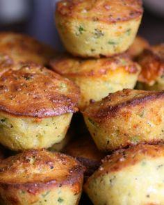 Jalapeno Cheddar Broccoli Corn Bread