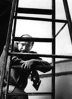 Mark Rothko. Painter.His pictures hum with about 110v.Kept his art sharp on the whetstone of suicide which he gruesomely gave into.