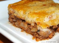 CottagePie from Cave Girl Eats #paleo #primal
