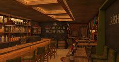 Shamrock Irısh Pub