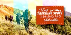 Plan a thrilling adventure and find cheap air tickets to India. 5 Best Trekking Spots in India that is full of adventure including Roopkund Trek and Triund Trek Cheap Flights To India, Book Cheap Flights, Cheap Air Tickets, Tropical Forest, Main Attraction, World Peace, Stunning View, Natural Wonders, Trekking