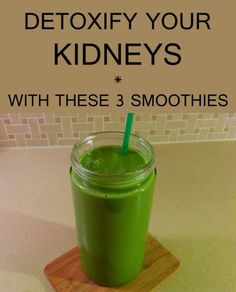 Do you want to live healthy ever after? Then keep your kidneys clean with natural drinks.