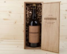 Packaging of the World: Creative Package Design Archive and Gallery: Ardenne Beer (Student Work)