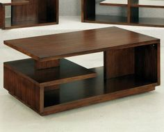 Fine Wood Table Designs Look around as you move throughout your day. Centre Table Design, Tea Table Design, Wood Table Design, Centre Table Living Room, Table Decor Living Room, Center Table, Tv Unit Furniture, Table Furniture, Furniture Design