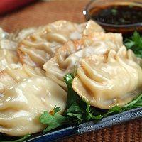Spicy Scallop Dumplings
