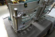 Aluminum Bomber Seats Hot Rod | Hot Rod Seats Stainless / Aluminum