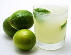 If you've never tried a Caipirinha, now is the time. This national cocktail of Brazil contains fruit, sugar and cachaca, also known as aguardiente. (Please drink responsibly.)