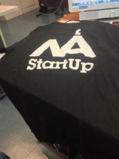 T-shirt NA Startup