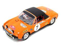Porsche 914/6 GT #7 Rallye Monte Carlo 1971 Waldegard / Thorszelius by Slot Racing Company