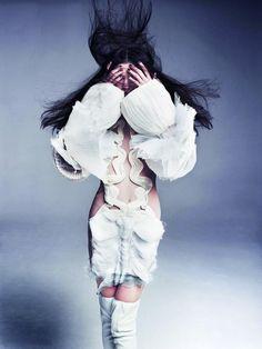 stormtrooperfashion:  Lily McMenamy byMarcin TyszkaforViva Moda,Winter 2013