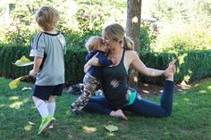 10 Mothers Reflect on How Yoga Supported Their Pregnancies
