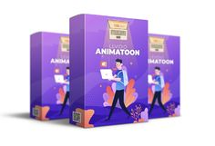 Levidio Animatoon PowerPoint Templates - Software And Tool Create Animated Gif, How To Make Animations, Promotional Banners, Create Animation, Easy Jobs, Made Video, Infographic Templates, Robot, Coupons