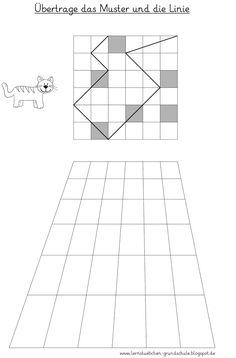lernstbchen muster verzerren 2 - Puzzle Muster