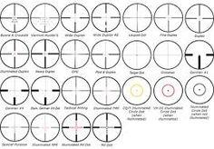 scope reticles