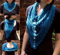 I'm so excited to share this latest pattern with you all! I love it for its versatility – and possibly even more than my shooting stars cowl… It's called multiplicity because there are so many ways...