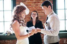 Michigan intimate wedding photographer, michigan elopement, restaurant wedding, elopement photography, Rachel Smaller photography, brewery wedding