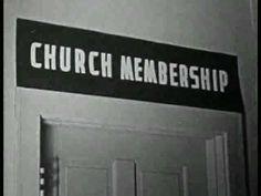 Vintage Religion Propaganda Film