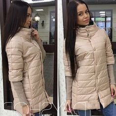 61.50$  Buy now - http://alitup.worldwells.pw/go.php?t=32752008653 - Europe Top Fashion Cotton And The Explosion Of 2016 Winter Fashion Slim Dress Warm Coat Jacket Good Quality Special Offer Sales  61.50$
