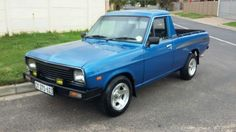 1400 bakkie Nissan Sunny, Small Trucks, John Paul, Pickup Trucks, Old Cars, Ram Trucks