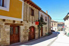 Albergue de peregrinos Santa Brígida, Hontanas, #Burgos #CaminodeSantiago