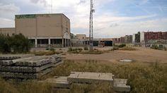 Patrimonio Industrial Arquitectónico: Estado actual de la antigua fábrica de cervezas El...