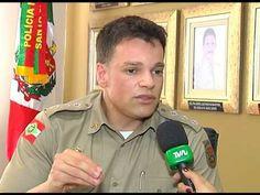 Reportagem - Polícia Militar deu início ao projeto PM Digital - 23/02/15