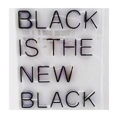 Black will always be the best! Nothing else is as chic!