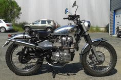 royal enfield scrambler | La TRIAL/SCRAMBLER ROYAL ENFIELD « ROYAL ENFIELD PAYS BASQUE