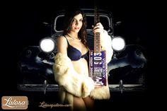 ©2015 byMaC Photography bymacphotography.com #bymac #2015 #latosa #lingerie #boudoir #guitar