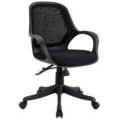 modway modern panorama adjustable computer office chair officechair modernoffice officefurniture furniture arrow office furniture