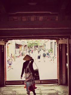 #HoiAn early in the morning Please like, share, repin or follow us on Pinterest to have more interesting things. Thanks. http://hoianfoodtour.com/ #morningHoiAn #hoian
