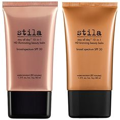 Stila Stay All Day 10-In-One HD Illuminating and Bronzer Beauty Balm With Broad Spectrum SPF 30 for Spring 2013
