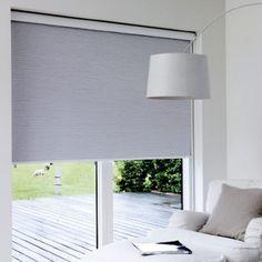 cortinas e persianas persiana top flex rolo blackout cinza