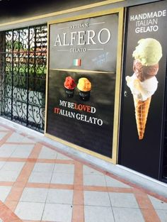 @tekneitalia - Alfero Artisan Gelato - Singapore