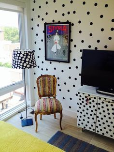 Maria's Playful & Polka Dot Home
