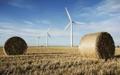 1980s - Wind farms were being built and upgraded all over the U.S.